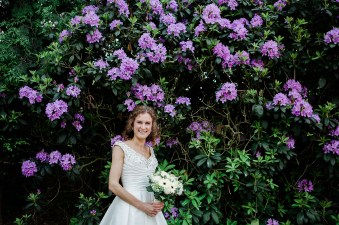 Bridal Portrait Kenilworth Hotel