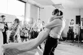 first dance swallows nest barn