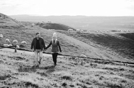 Burton Dassett Hills Pre-Wedding Shoot003-1