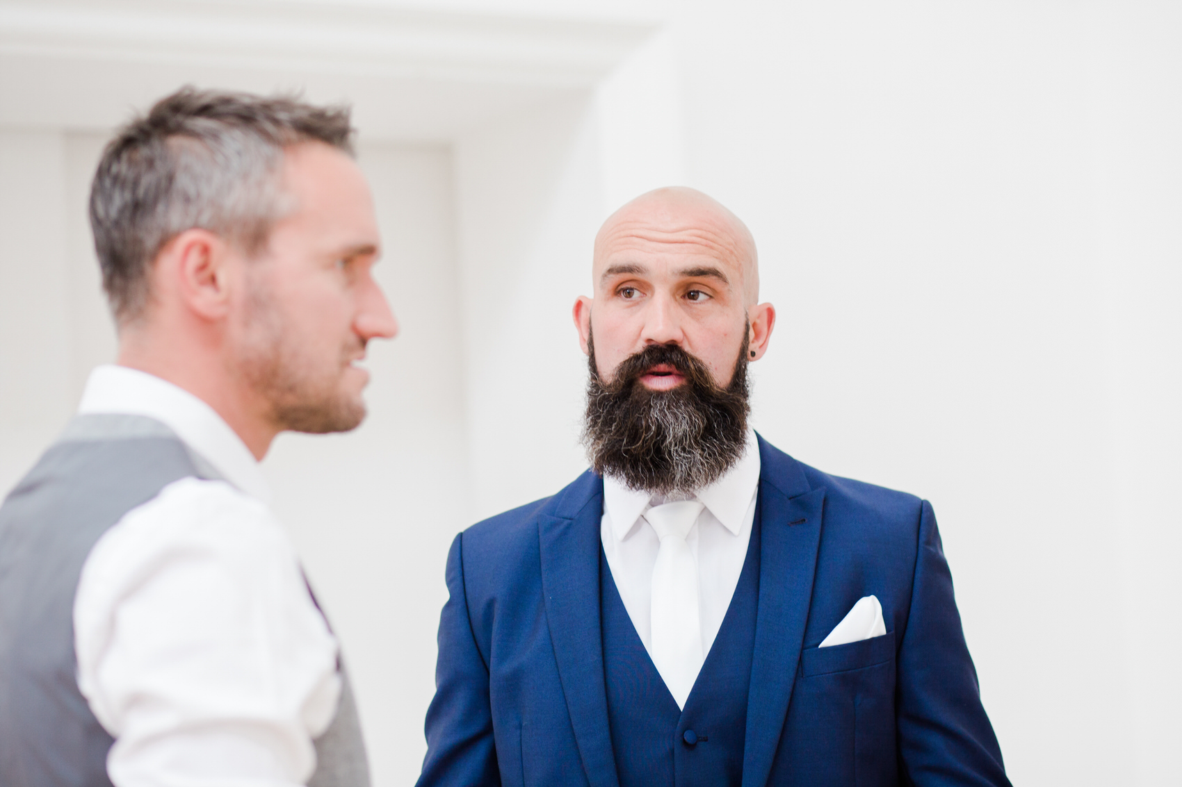 Glamorous Alternative Wedding at Fazeley Studios014