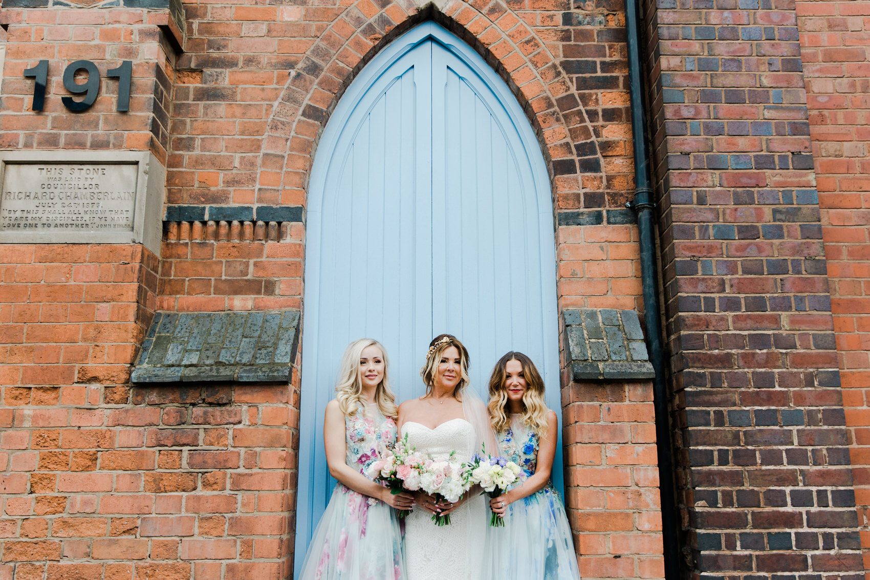 Glamorous Alternative Wedding at Fazeley Studios054