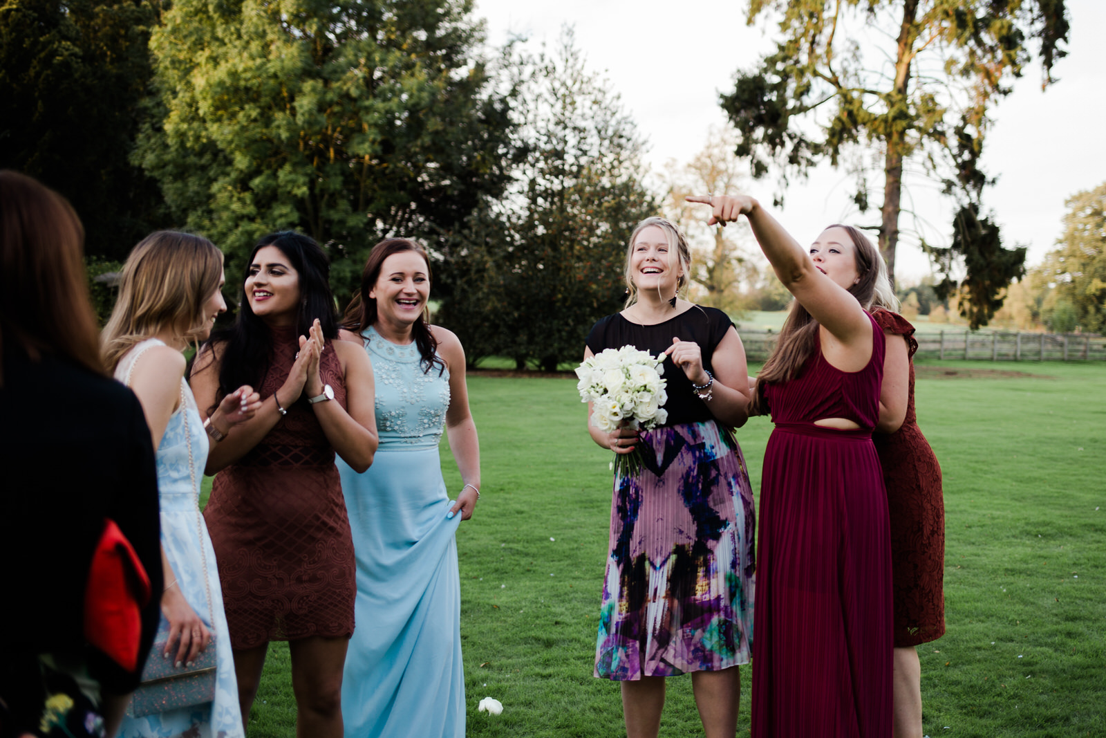 108Relaxed Forest Wedding at Brandon Hall