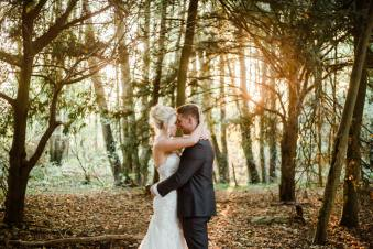 112Relaxed Forest Wedding at Brandon Hall
