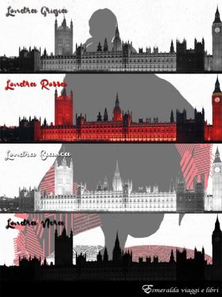 A darker shade of Red- Londra Rossa