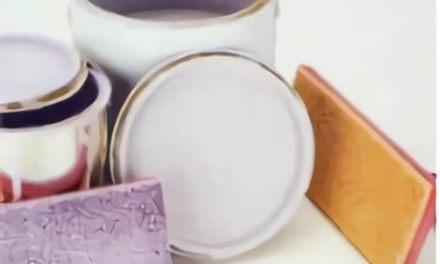 El cuidado de las herramientas de pintura