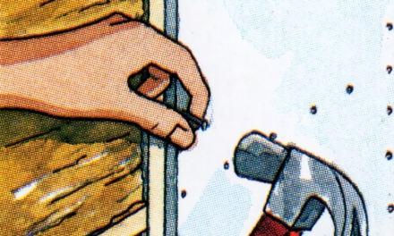 Cómo construir un tabique con planchas de yeso