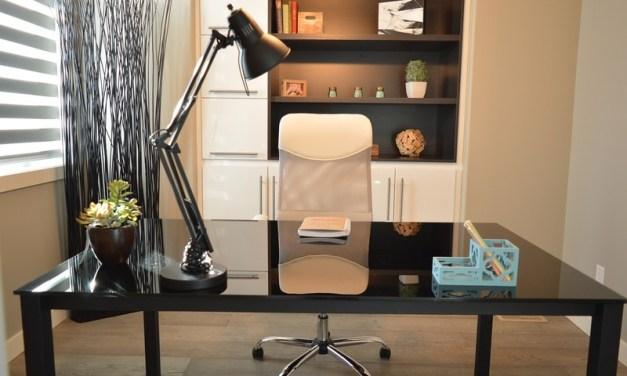 Tips para crear un lugar de trabajo en casa