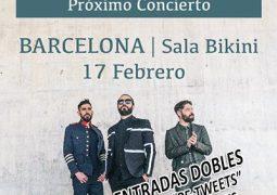 Aslándticos en concierto – Sorteamos 5 entradas dobles