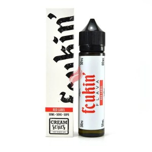 Red Label från Fcukin' Flava (50ml, Shortfill)