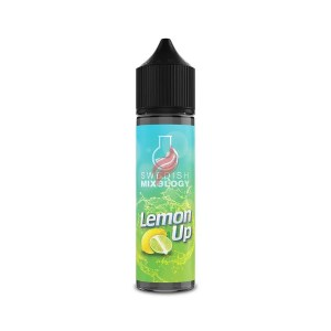 Lemon Up från Swedish Mixology (50ml, Shortfill)