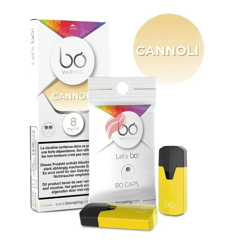Cannoli, 2-pack (pod)