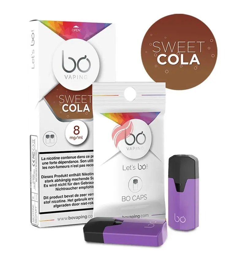Sweet Cola, 2-pack (pod)