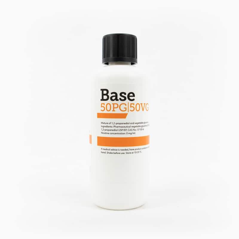Basvätska VPG (50/50%), 0mg (100ml) från Chemnovatic