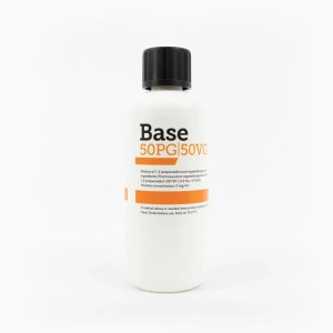 Basvätska VPG (50/50%), 0mg (100ml) från Chemnovatic
