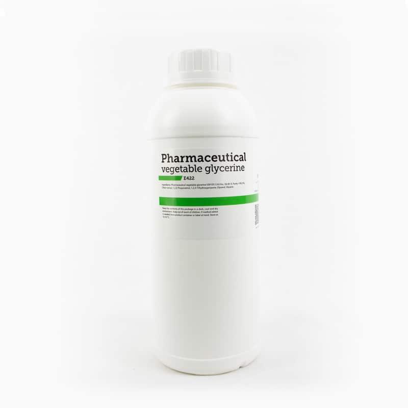 Basvätska 100% VG, 0mg (1000ml) från Chemnovatic