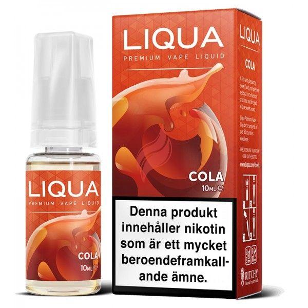 Cola från Liqua (10ml)