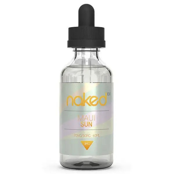 Maui Sun (50ml, Shortfill) från Naked 100