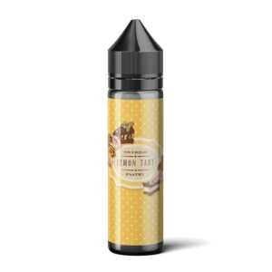 Lemon Tart från Swedish Pastry (50ml, Shortfill)