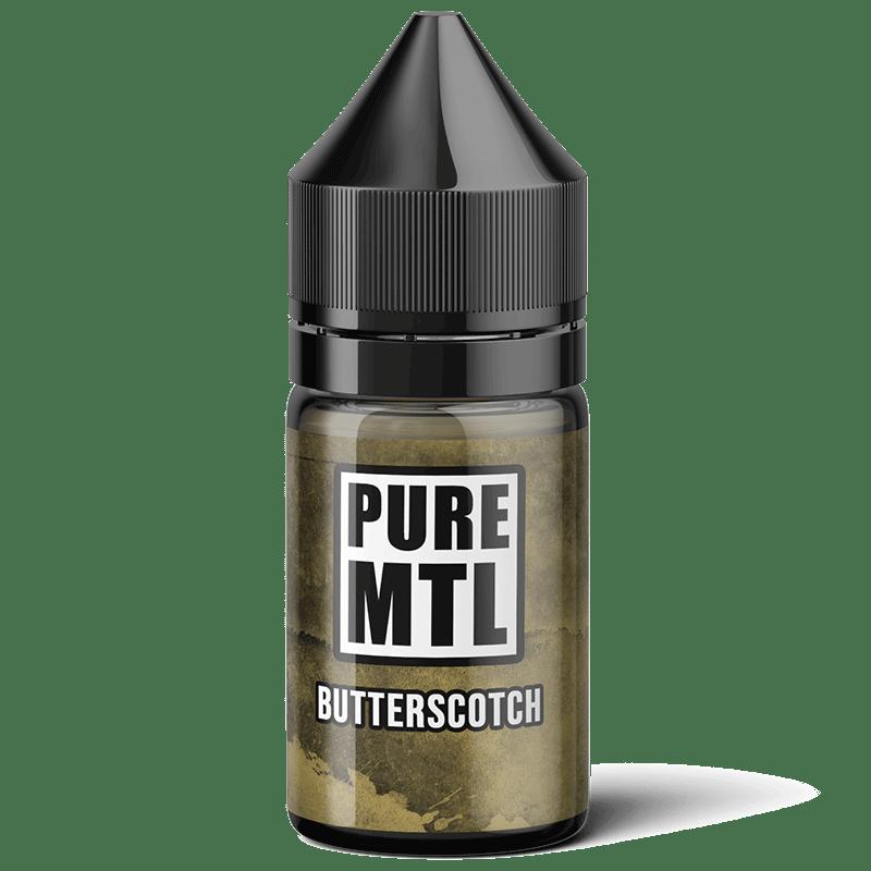 Butterscotch från Pure MTL (10ml, MTL Shortfill)