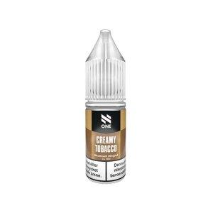Creamy Tobacco från N One (10ml, 20mg, Nikotinsalt)