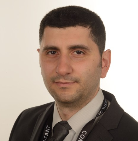 Mr Chrys Dimitriou - ESNEFT - Opthalmology