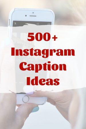 500 Instagram Captions Funny Cute Fitness Selfie Birthday