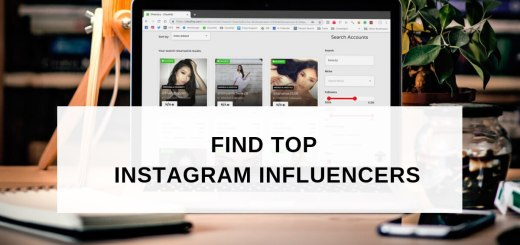 Low-Cost Influencer Outreach tool to find Top Instagram Influencers
