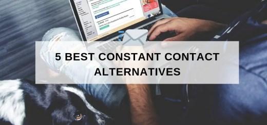 constant contact alternative