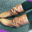 Wrinkle boot