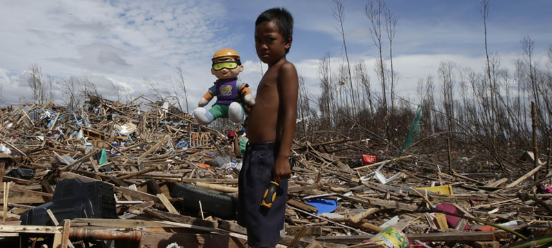 Please help the typhoon victims