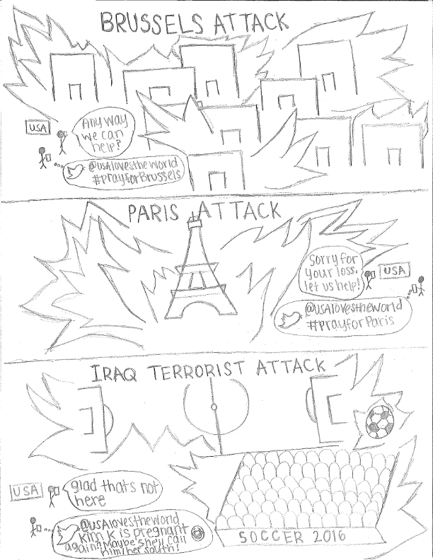 COMMENTARY: Terrorist attacks & hashtags