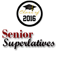 Class of 2016 Senior Superlatives