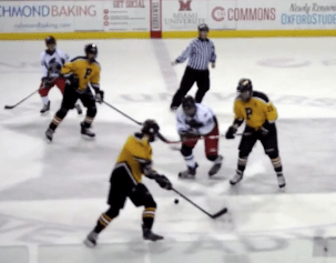 Jacket Hockey Places Third in WFE Tournament