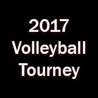 2017 Volleyball Tournament