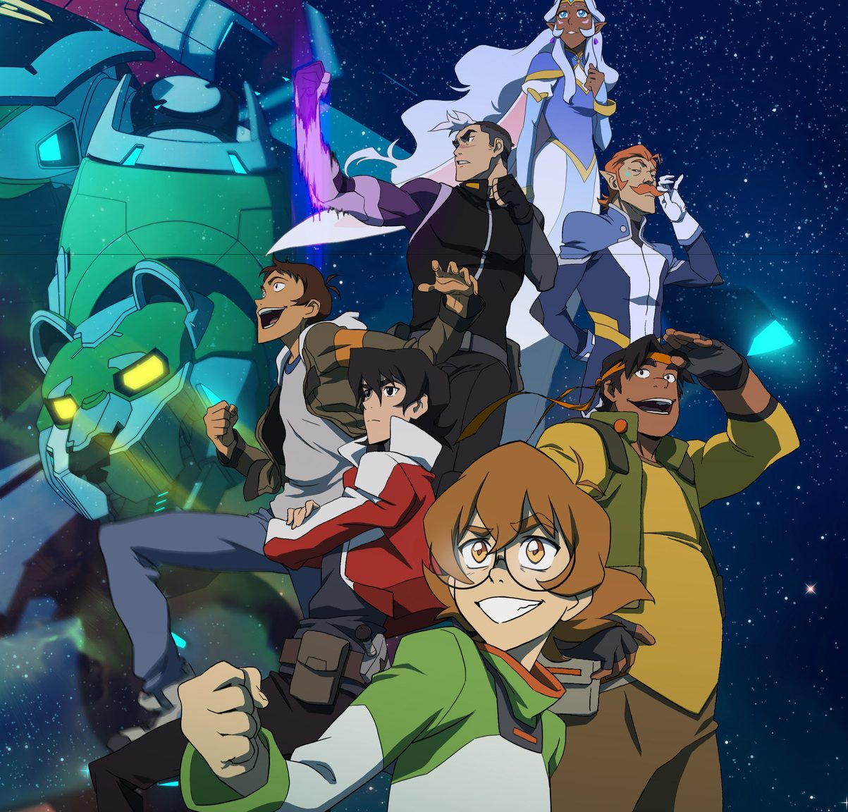 The Lions Return: 'Voltron: Legendary Defender' Review