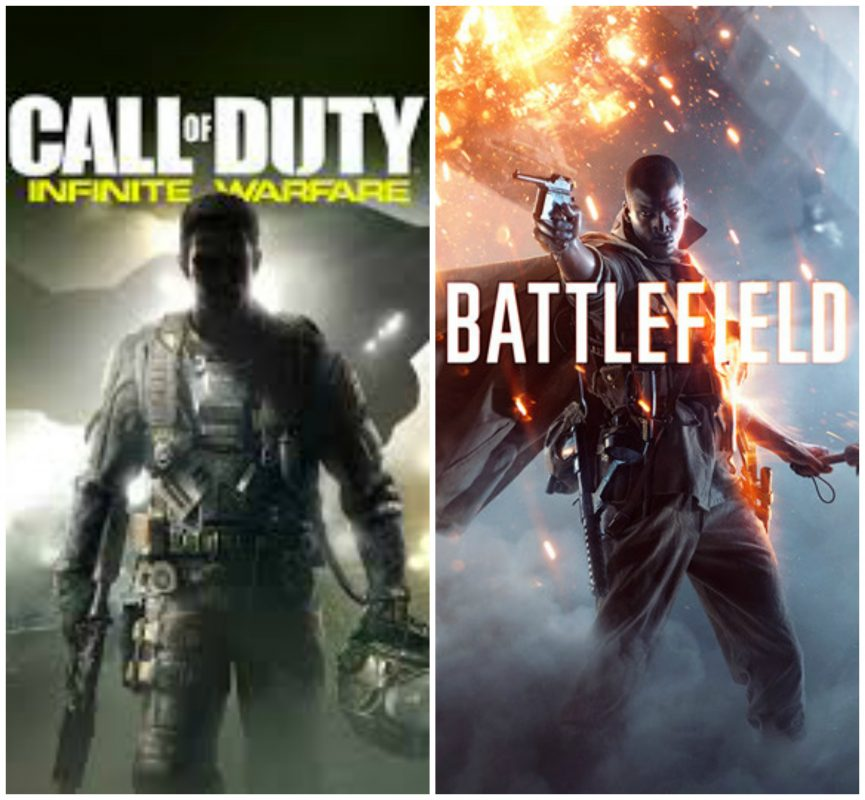 """""""Call of Duty"""" is On It's Way Out"""
