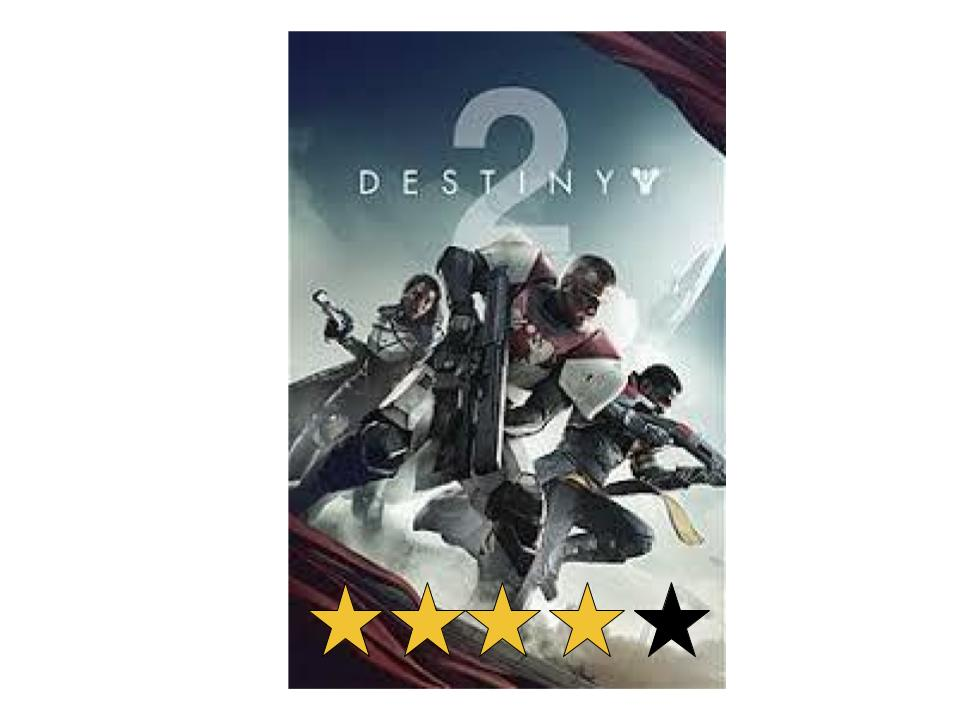 """""""Destiny 2"""" Review: A Refreshing Take on the Game's Original"""