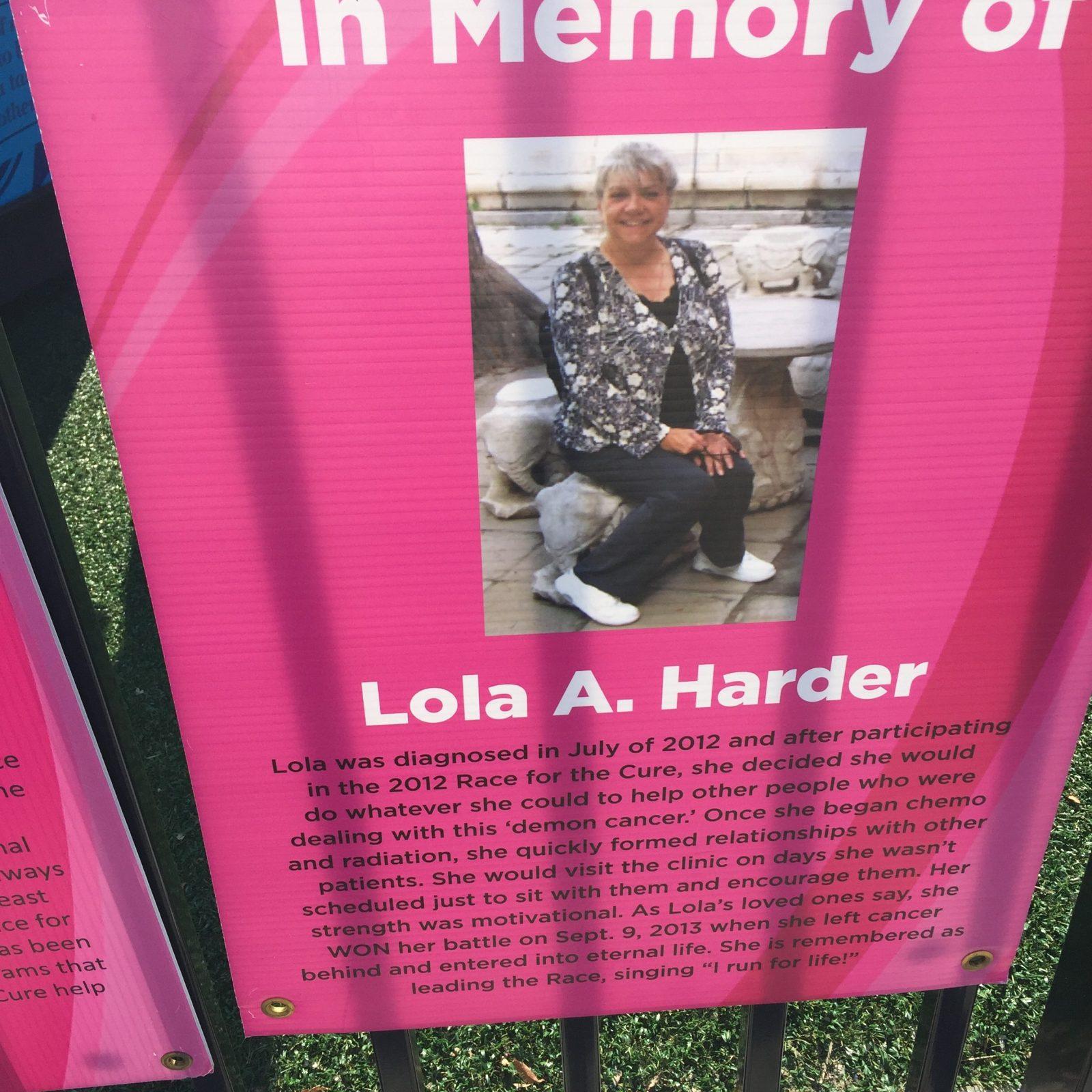 Lola A. Harder