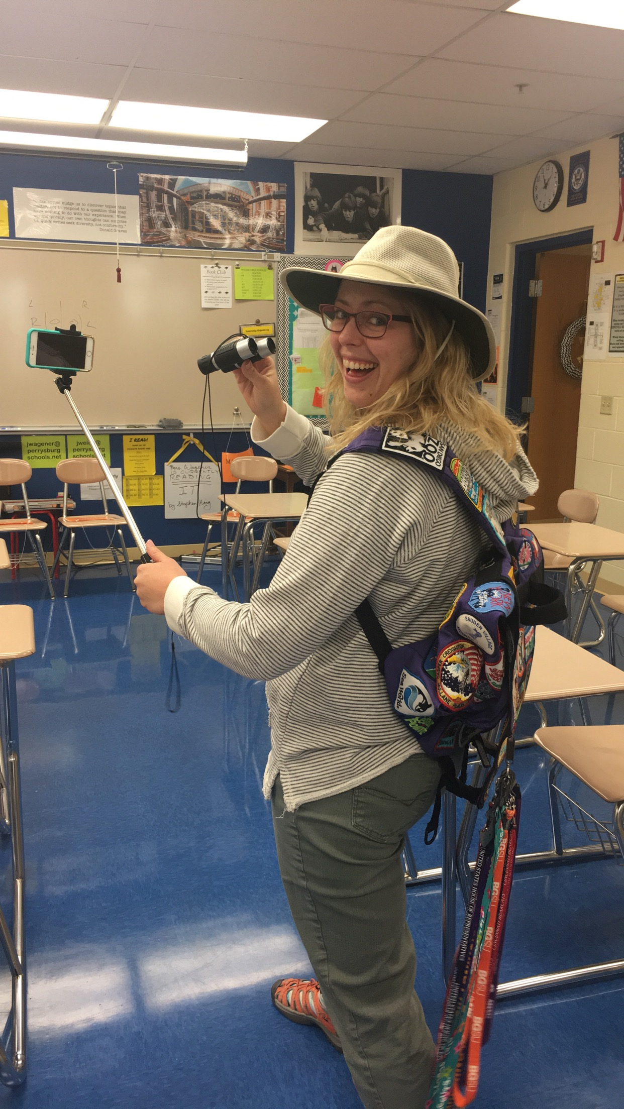 Spirit Week 2017: Tacky Tourist Wednesday