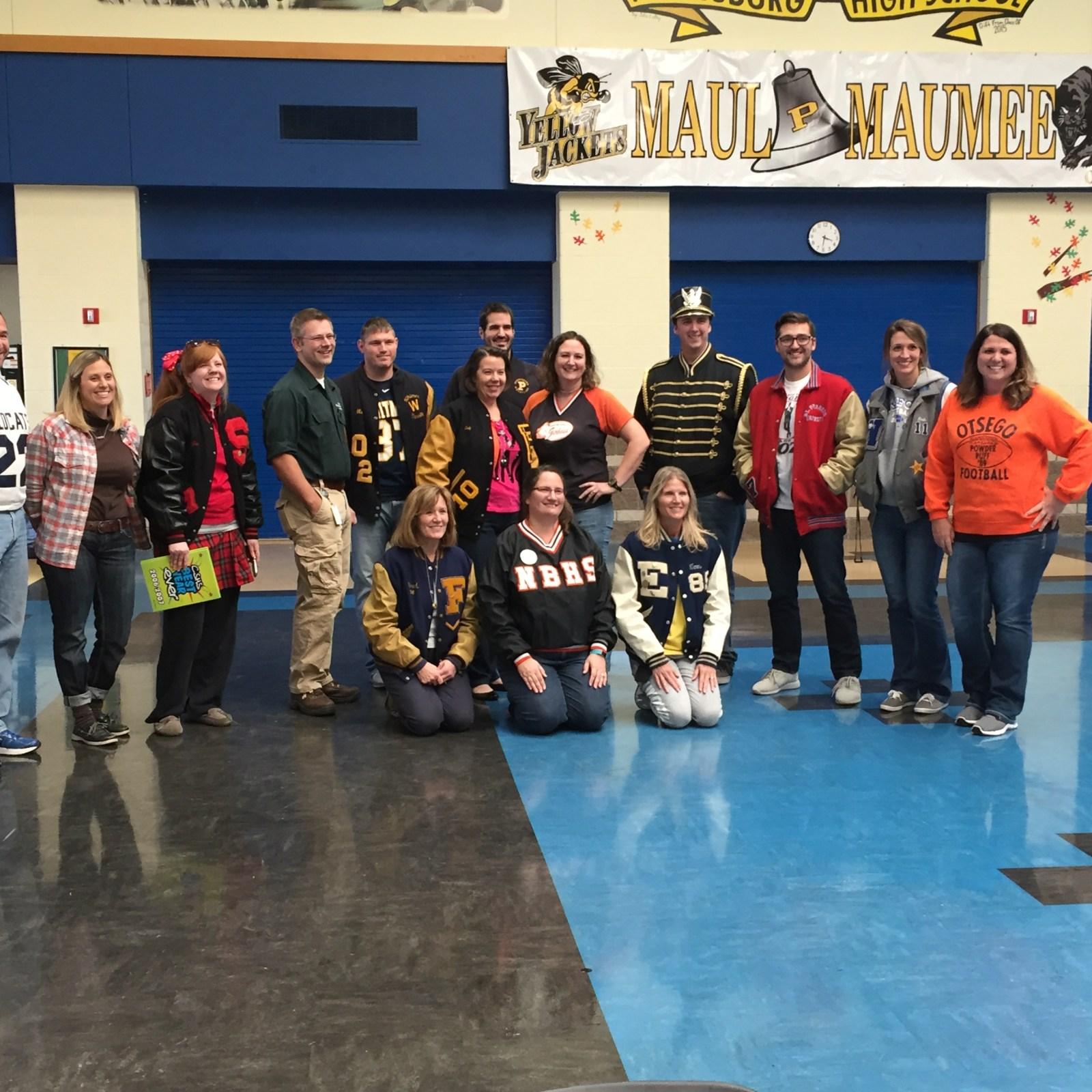 PHS Staff!