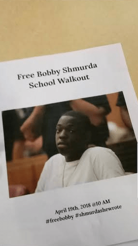 "Bobby Shmurda Fans Shmur-Don't Walkout on Supposed ""Protest"""