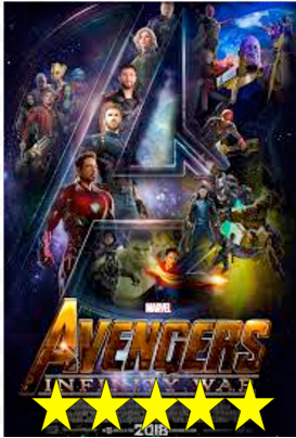 Review: Avengers Infinity War
