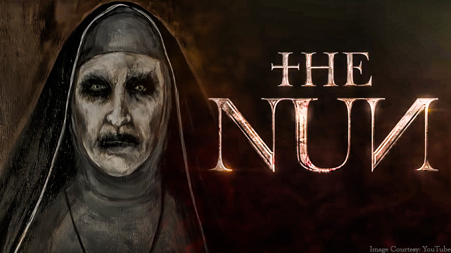 "Movie Night Fright: A Review of ""The Nun"""