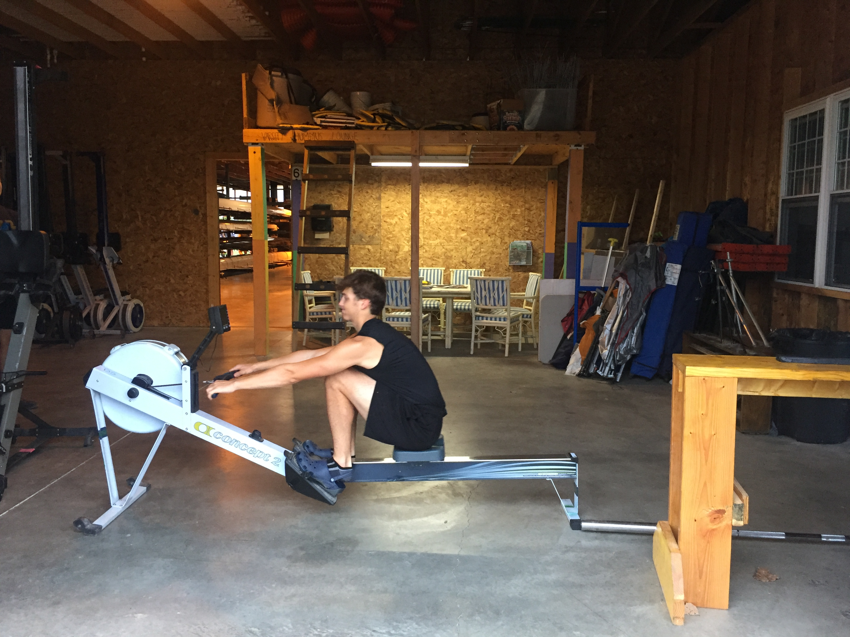 PHS's Rowing Team's Erg-a-Thon is Saturday!
