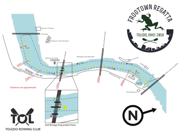 The Frogtown Regatta Is This Saturday