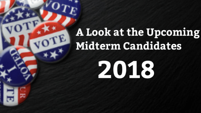 A Look at the Midterm Candidates