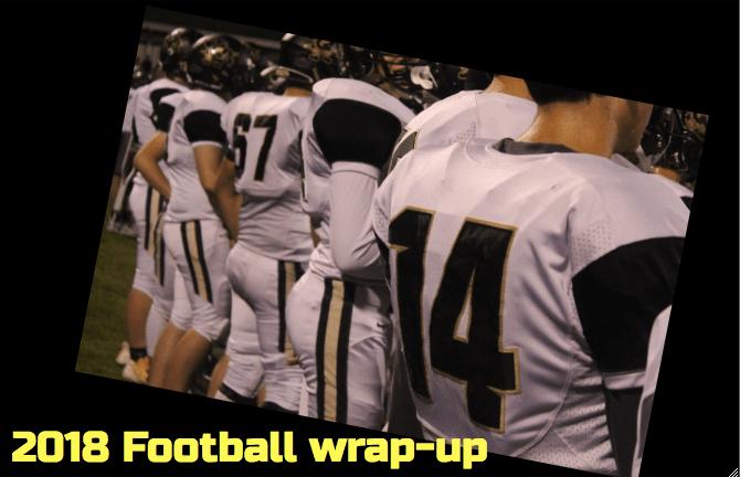 Varsity Football Stays Strong Throughout Tough Season