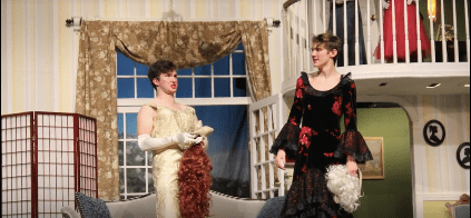 "Leading ""Ladies"" Sure to Produce Laughs in Shows This Weekend"