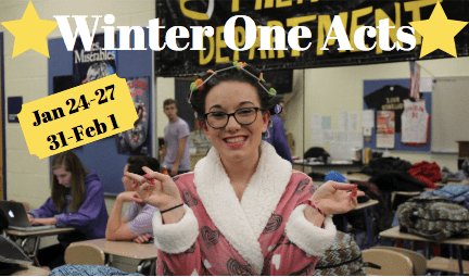 Winter One Acts: An Emotional Roller Coaster of Tear-Filled Laughs