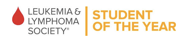 The LLS Student of the Year Logo (pic credit: LLS)